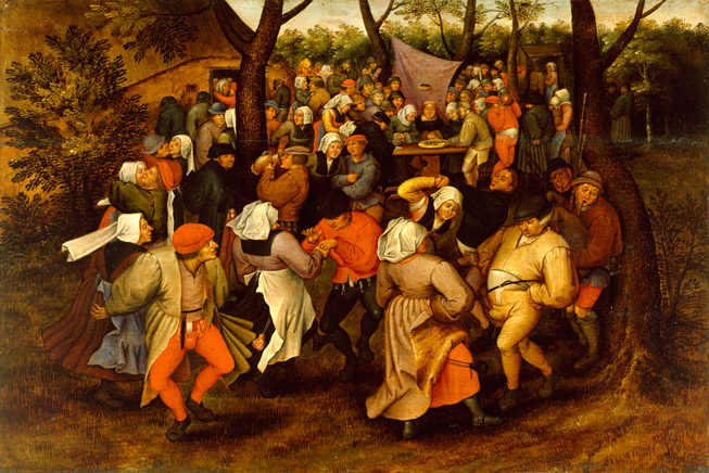 Pieter Breughel the ElderIMAGE CREDIT: Art Resource