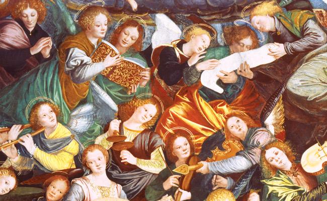 The Toronto Consort - Christmas at the Monastery of Santa Cruz