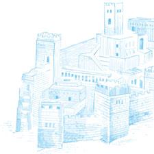 Four Quarters of Jerusalem